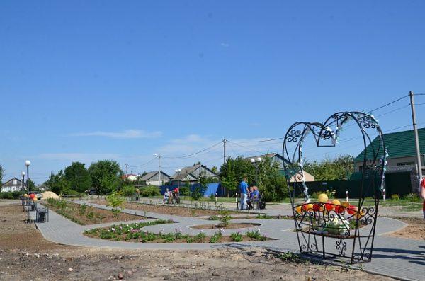 «Комплексное развитие сельских территорий»: в Волгоградской области реализуют 91 проект благоустройства