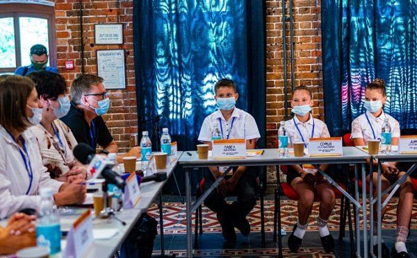 В Волгоградской области создан первый в России Детский совет по туризму