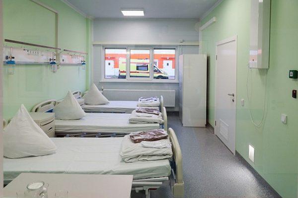 Заключён контракт на строительство нового инфекционного госпиталя в Камышине