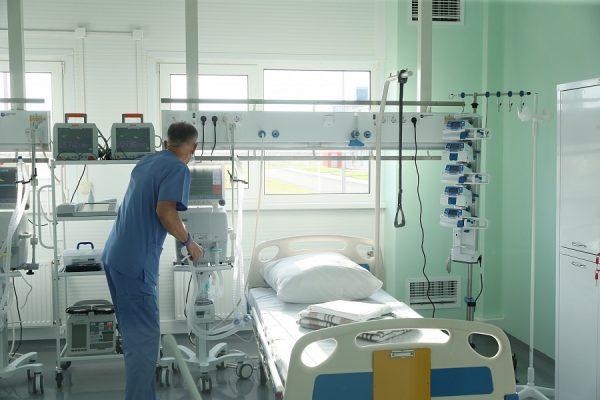 В Волгоградской области открыли новую ультрасовременную инфекционную больницу