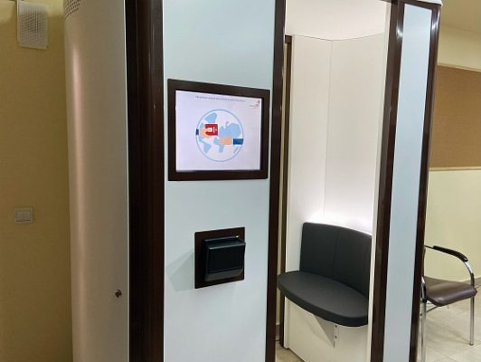 В МФЦ Волгоградской области начали работать дополнительные криптокабины