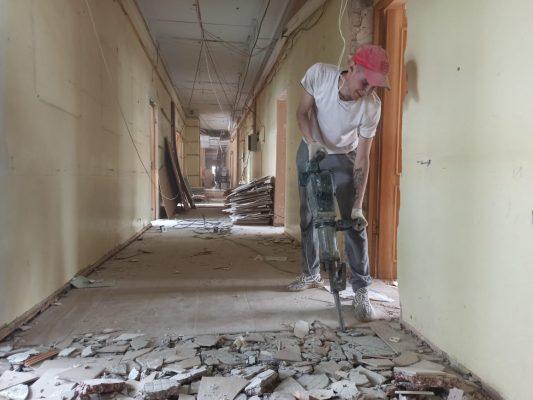 В Волгоградской области приводят в порядок помещения женских консультаций