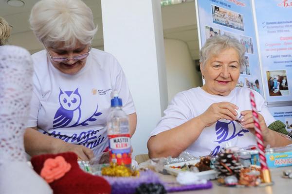 В Волгоградской области готовятся к открытию центры «серебряного» добровольчества