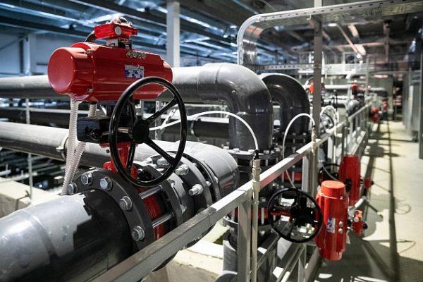 В Волгоградской области определены участники регпроекта «Чистая вода» на 2022 год
