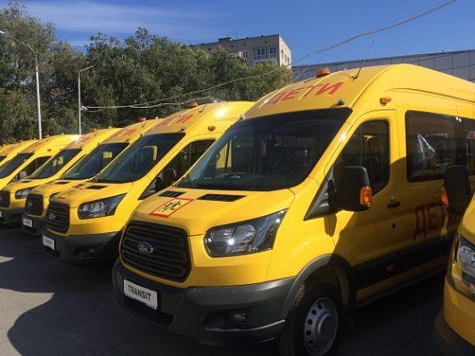В Волгоградской области школьный автопарк пополнится 99 новыми автобусами