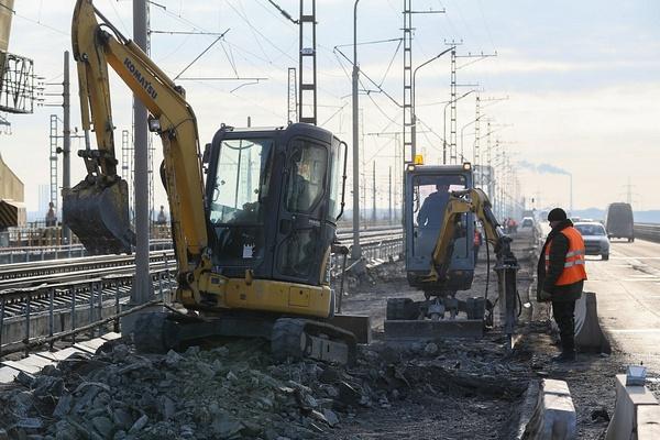 Андрей Бочаров: «Сроки жесткие, и они не переносятся — до конца года надо завершить все работы на Волжской ГЭС и запустить движение в полном объеме»