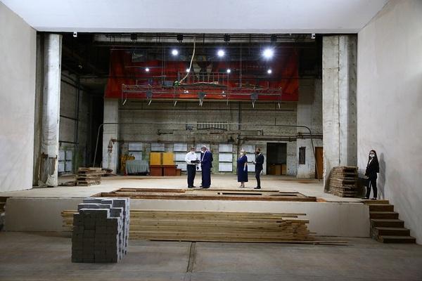 Ленинский район Волгоградской области продолжает комплексно развиваться