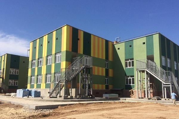 Возведение трёх детских садов продолжается в Городищенском районе