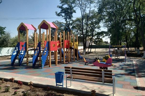 В Волгоградской области открывают новые зоны активного отдыха