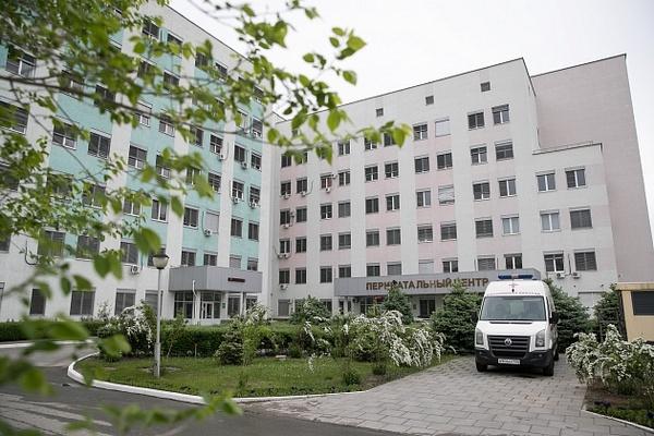 Волгоградский перинатальный центр признан одним из трёх лучших в стране