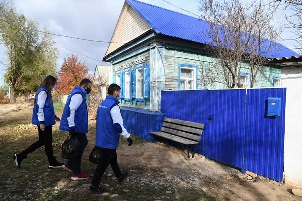 В Волгоградской области открыт еще один центр развития добровольчества