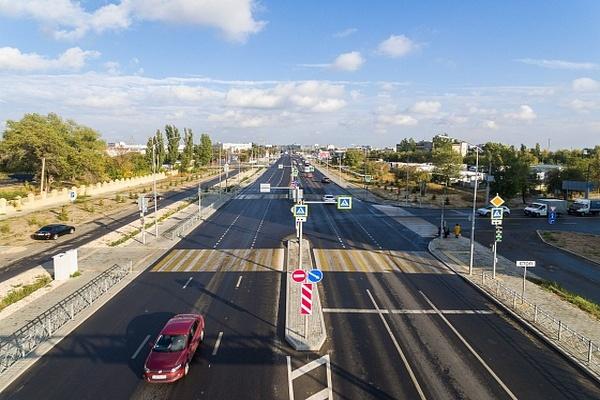 В Волгоградской области завершили первый этап создания интеллектуальной транспортной системы