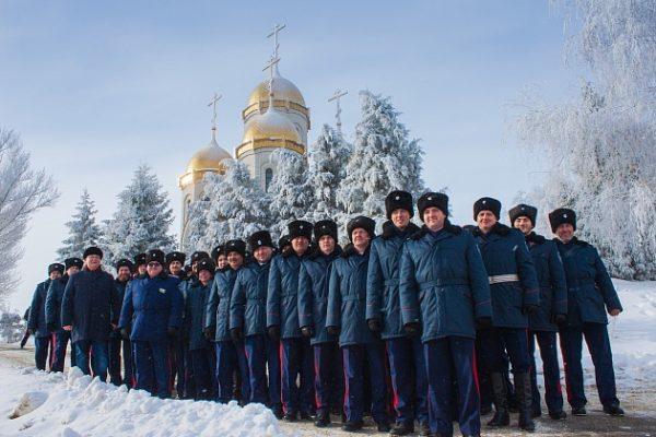 Волгоградская область готовится отметить 450-летие служения донских казаков