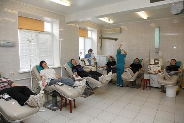 Увеличен банк плазмы для лечения COVID-19 в Волгоградской области