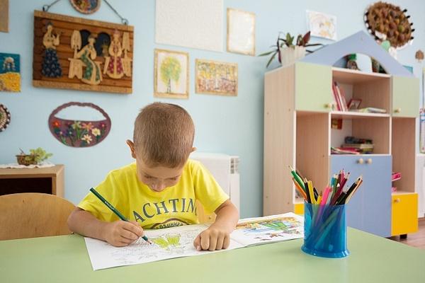 В Волгоградской области открылся новый детский сад на 100 мест