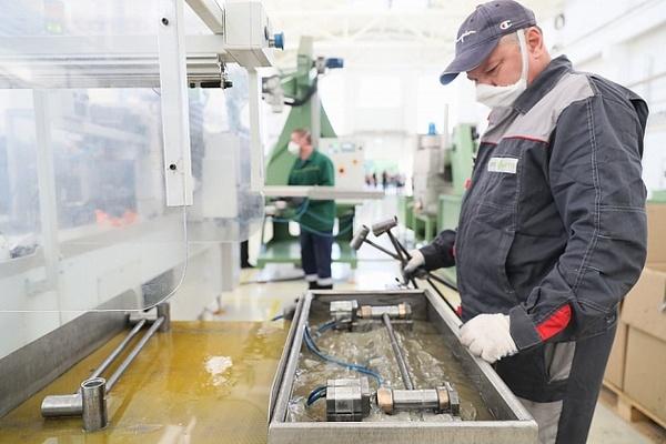 В Волгоградской области растет объем выпуска импортозамещающей продукции