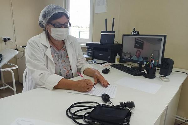 В Волгоградской области запущен новый телемедицинский комплекс