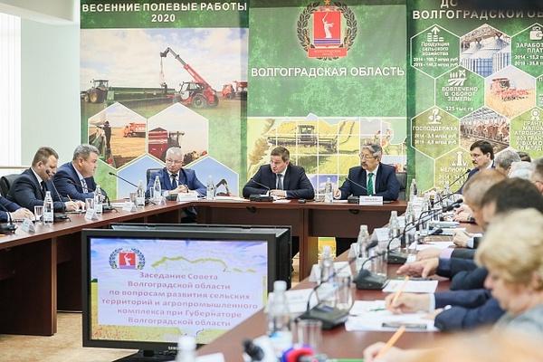 Волгоградская область будет поддерживать статус всероссийского огорода