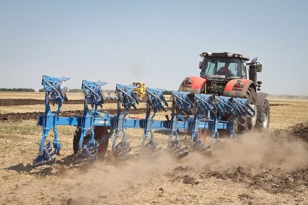 В Волгоградской области осеннюю посевную завершили 17 районов
