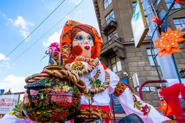 В программу празднования Масленицы в Волгограде вошли более 40 мероприятий