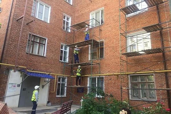 В Волгоградской области уже отремонтировано 117 домов