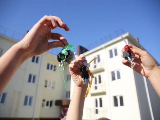 В Волгоградской области обеспечивают жильем федеральных льготников