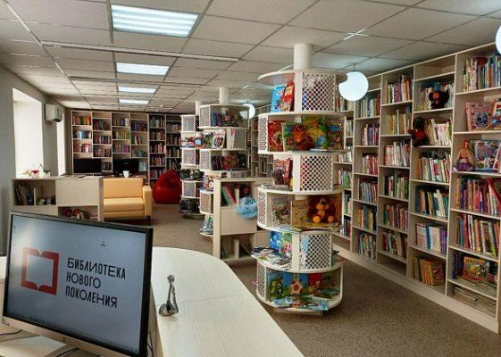 Ещё одну модельную библиотеку откроют в Волгоградской области