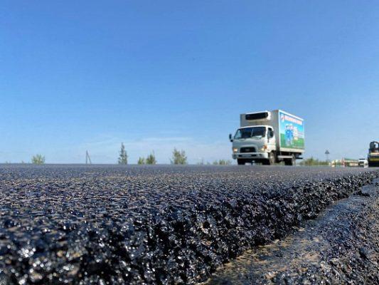 В Волгоградской области план по дорожному ремонту выполнен на 85%