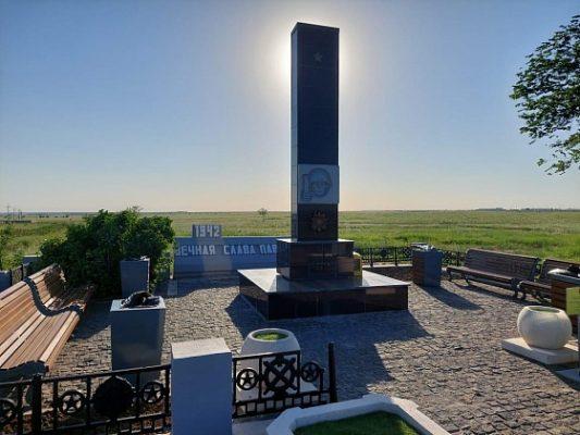 Волгоградская область реализует федеральную программу сохранения памятников защитникам Отечества